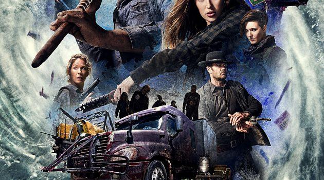 La serie original de AMC 'Fear the Walking Dead', tendrá una quinta temporada
