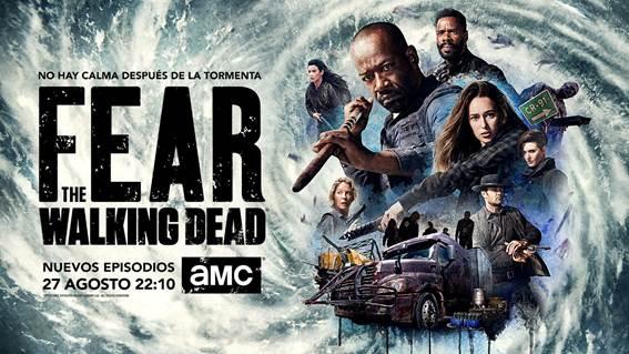 'Fear The Walking Dead', estreno en AMC