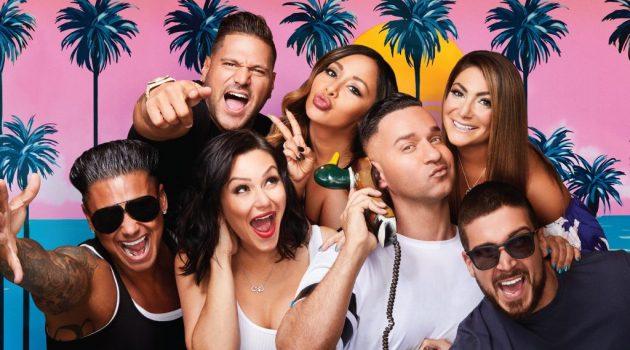 'Jersey Shore: Vacaciones en Familia', estreno en AMC