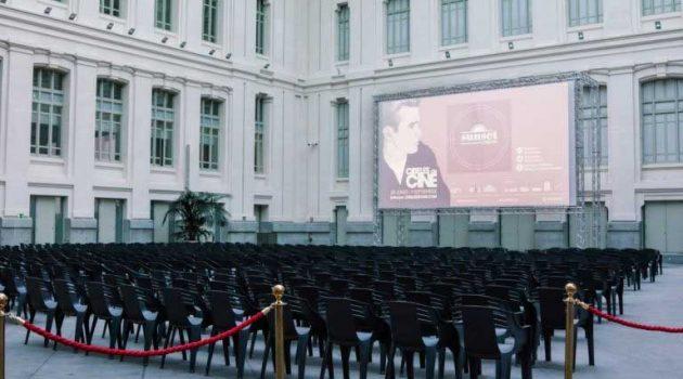 Cibeles de Cine recibe a más de 15.000 espectadores durante el mes de julio