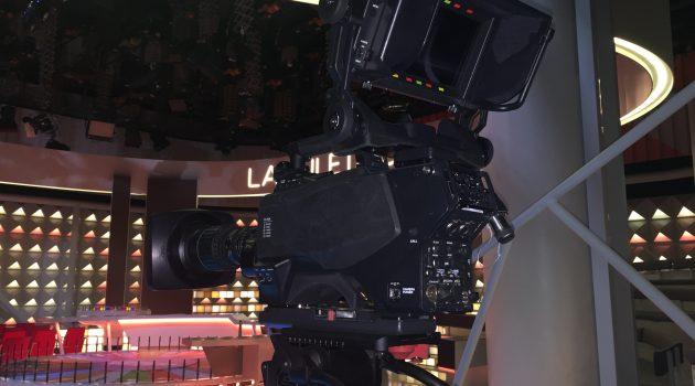 Sony suministrará a Atresmedia la última tecnología 4K para la producción de programas