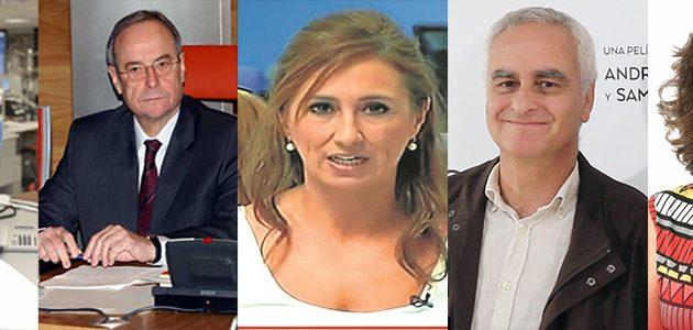 Rosa María Mateo forma el equipo de RTVE