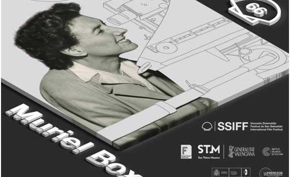 San Sebastián dedicará una retrospectiva a Muriel Box con la proyección de todos sus largos