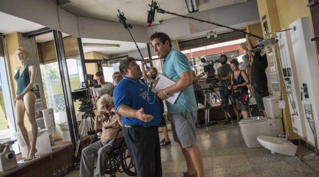 José Luis Berlanga concluye el rodaje de su comedia 'Visca la vida'