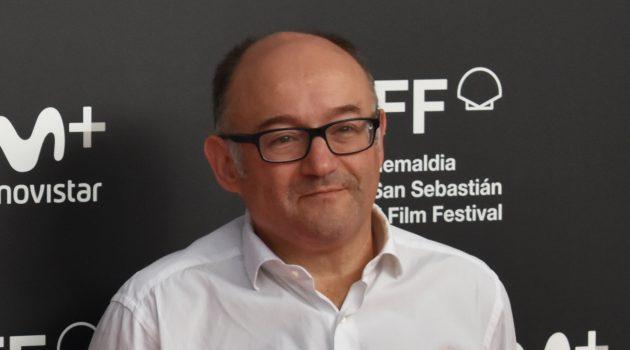José Luis Rebordinos, durante el anuncio de la programación de cine español para la 66ª edición del Festival de San Sebastián.