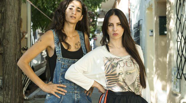 Alba Flores y Mala Rodríguez.
