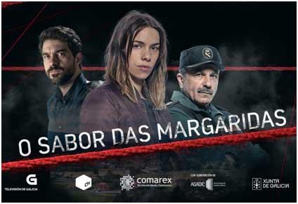 TVG estrena el miércoles 'O sabor das margaridas'