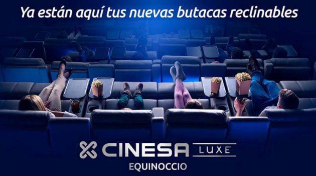 Cinesa, a punto de inaugurar la primera sala Screen-X en España