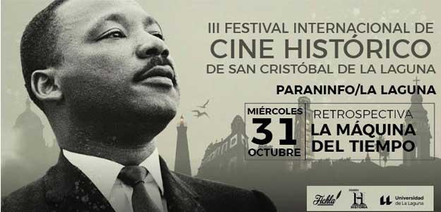 El cine histórico aterriza en La Laguna con la tercera edición de Fichla
