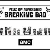 La campaña española de AMC, 'Breaking Bad en un minuto', triunfa en los Clio Entertainment Awards