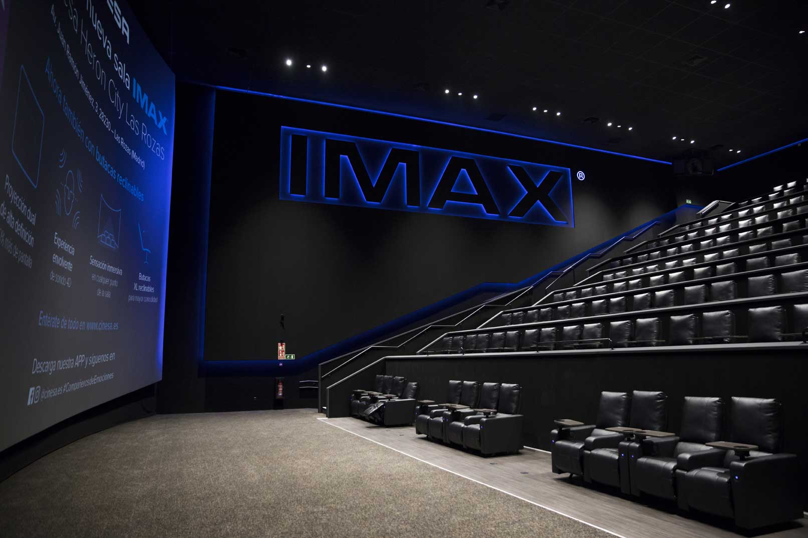 Image result for cinesa imax