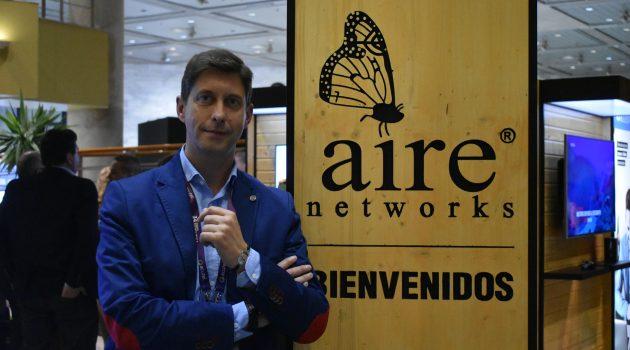 Aire Networks nombra como nuevo Director Comercial a Carlos Cortés