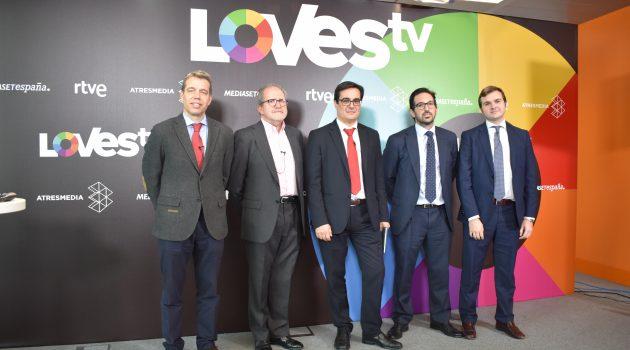 LOVEStv, 'la nueva televisión' pone en marcha sus emisiones
