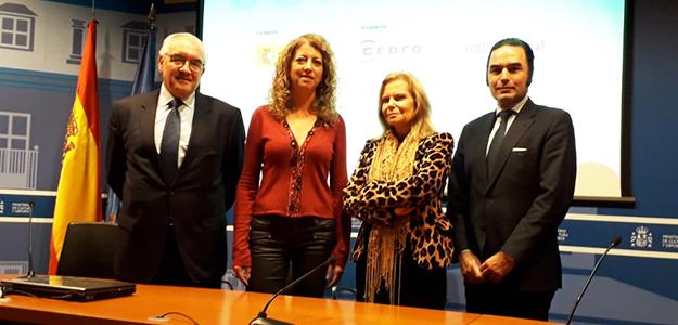 El binomio Enseñanza y Cultura protagoniza la jornada 'Educación y Propiedad Intelectual'