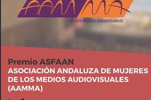 AAMMA recibirá el premio de la Asociación de Festivales Audiovisuales de Andalucía en Cinejoven