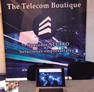The Telecom Boutique, operador neutro con soporte profesional a Operadores Locales