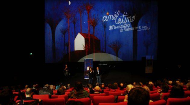 Imagen de la edición 2018 de Cinélatino, Rencontres de Toulouse (Foto: Valentin Vales)
