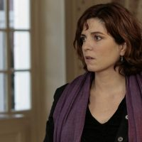 Agnès Jaoui en 'Háblame de la lluvia', su tercer largometraje como directora.