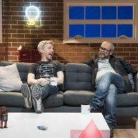 'Los seriotes', el talk show de producción propia que AXN estrena el próximo sábado