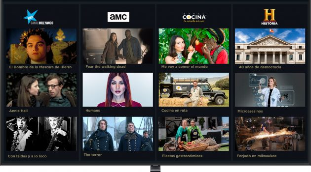 La app gratuita de AMC Networks 'Microcanales', ya disponible en Samsung Smart TV