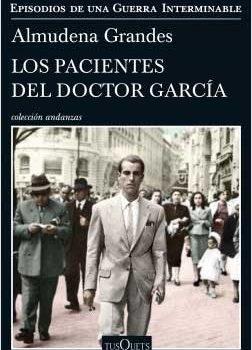 La novela de Almudena Grandes, 'Los pacientes del Doctor García', se convertirá en serie