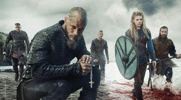 Vikingos (T5), estreno en Historia