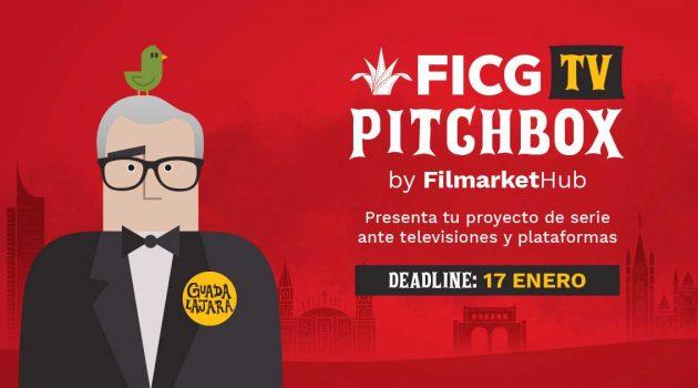 FICG TV Pitchbox, el nuevo evento de pitching para series latinoamericanas, abre convocatoria
