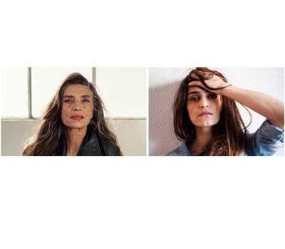Ángela y Olivia Molina, madre e hija en la vida real y en 'La valla', la serie de Antena 3