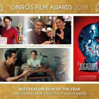 'El jugador de ajedrez' elegida mejor película del año en los Oniros Film Awards de IMDB