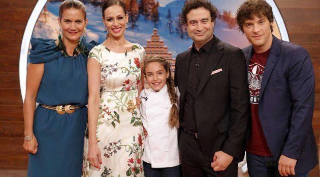 Los niños vuelven a cocinar en la sexta edición de 'MasterChef Junior'