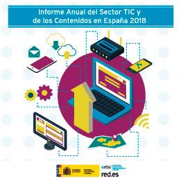 La facturación del sector TIC y de los Contenidos roza los 109.000 millones