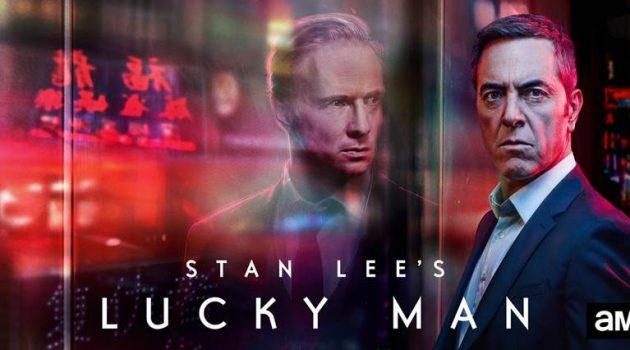 'Lucky Man' (T3), estreno en AMC