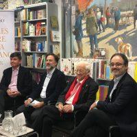 Mario Alonso, presidente de Auren, lanza su novela 'No esperes que el tigre se vuelva vegetariano'