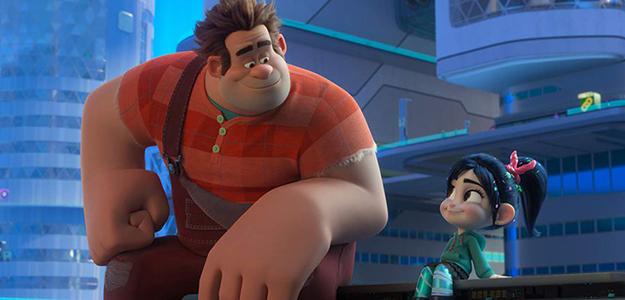 'Ralph rompe Internet' consigue la mejor apertura de una película de animación en diciembre