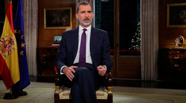 7.944.000 espectadores siguieron el discurso navideño del Rey en 30 cadenas