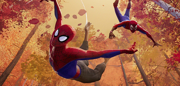 'Spiderman: Un nuevo universo' (Sony)