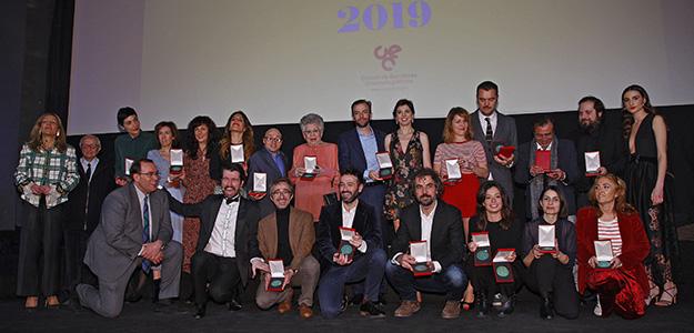 Las Medallas CEC 2019 aúpan a 'El reino' como la gran película española del año