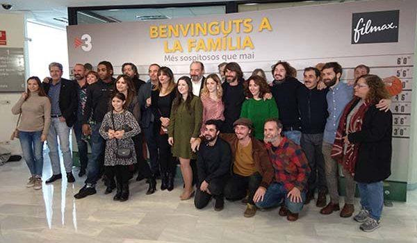 TV3 estrena esta noche la segunda temporada de 'Benvinguts a la familia'