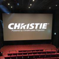 Proyección Christie en los Vieshow Cinemas Hualien Paradiso