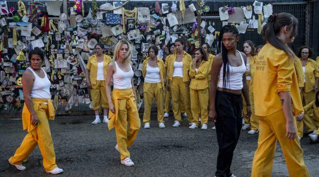 'La marea amarilla', último episodio de 'Vis a Vis'