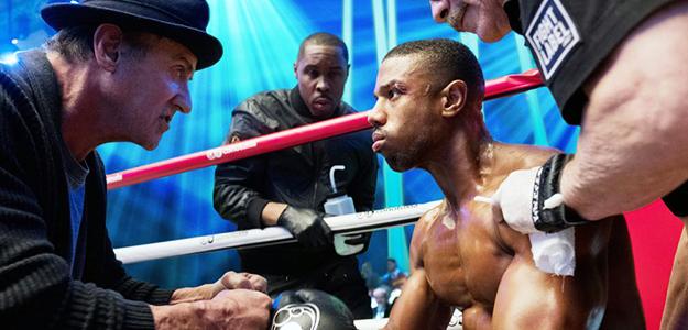 Rocky y Adonis Creed golpean con fuerza para liderar la taquilla en España