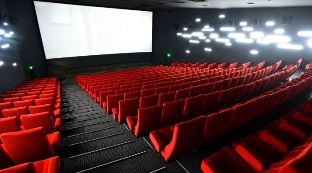 Sala Dolby Cinema en Francia