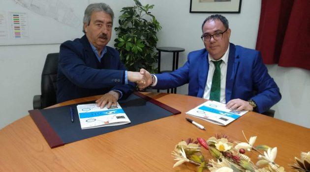Acutel rubrica un acuerdo de cooperación con AIT