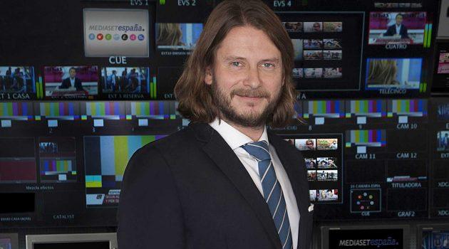 Alfonso Pérez Teijeiro lidera la nueva Dirección Comercial de Medios Digitales de Mediaset