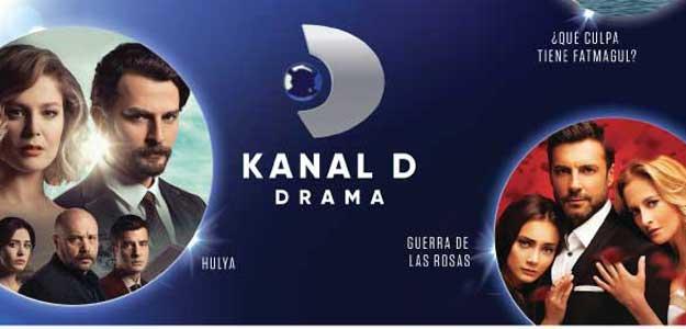 Kanal D Drama aterriza en España