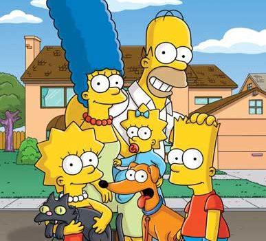 Neox celebra los 30 años de  'Los Simpson'