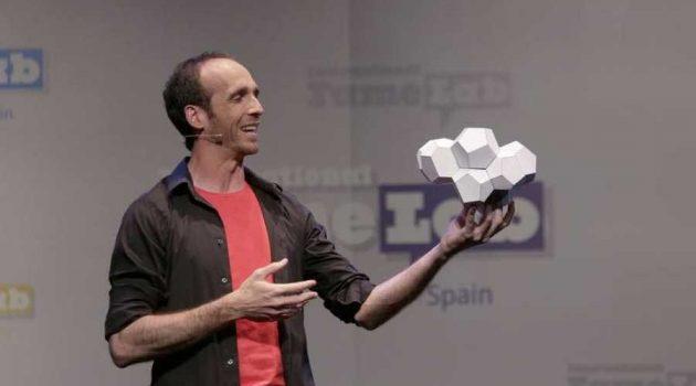 El matemático Eduardo Sáenz de Cabezón se pondrá al frente de la nueva 'Orbita Laika'