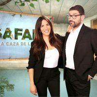Irene Junquera y Nacho García aterrizan en FFD con 'Safari, a la caza de la tele'