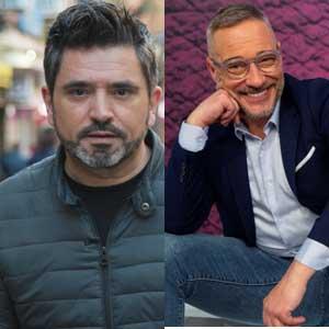 José Antonio Masegosa y Goyo González estrenan programas en Telemadrid