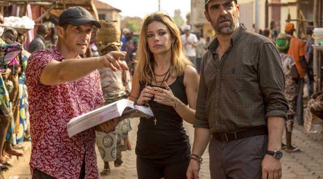 Telecinco Cinema ya rueda 'Un mundo prohibido', dirigido por Salvador Calvo